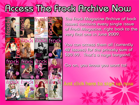 Access the Frock Magazine Archive